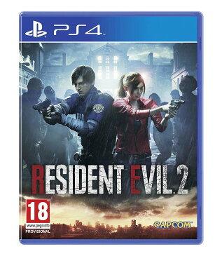 【新品】Resident Evil 2 PS4 輸入版 日本語対応 規制なし