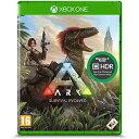 【取り寄せ】ARK: Survival Evolved アーク サバイバル エボルブ Xbox One 輸入版