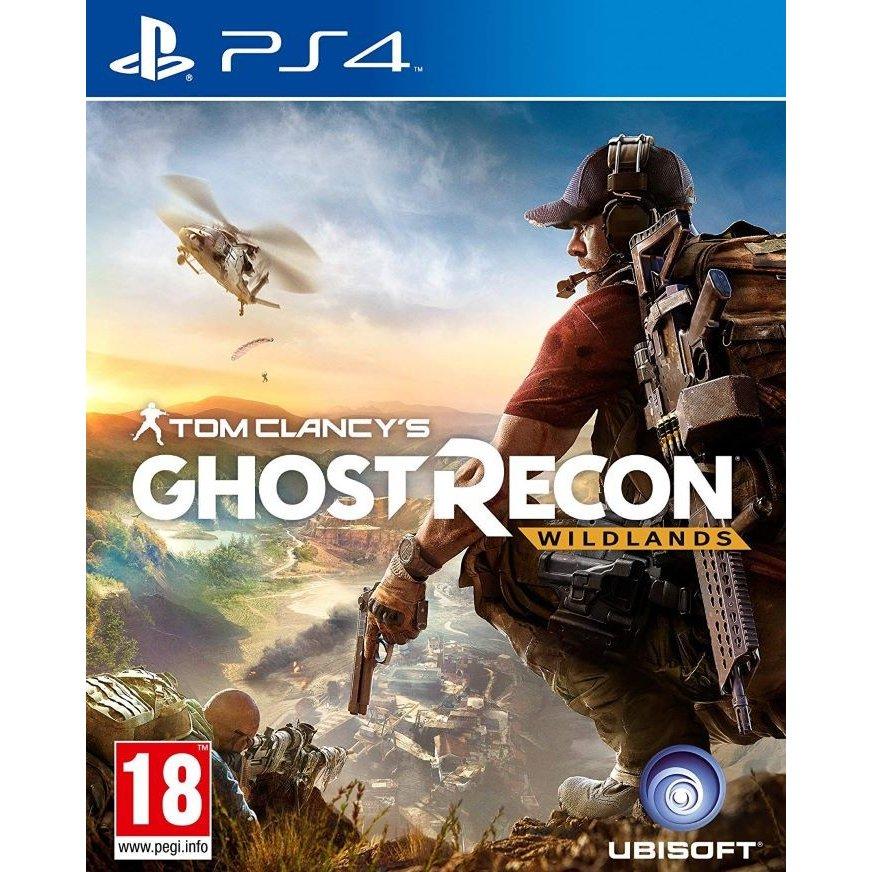 プレイステーション4, ソフト Tom Clancys Ghost Recon: Wildlands PS4