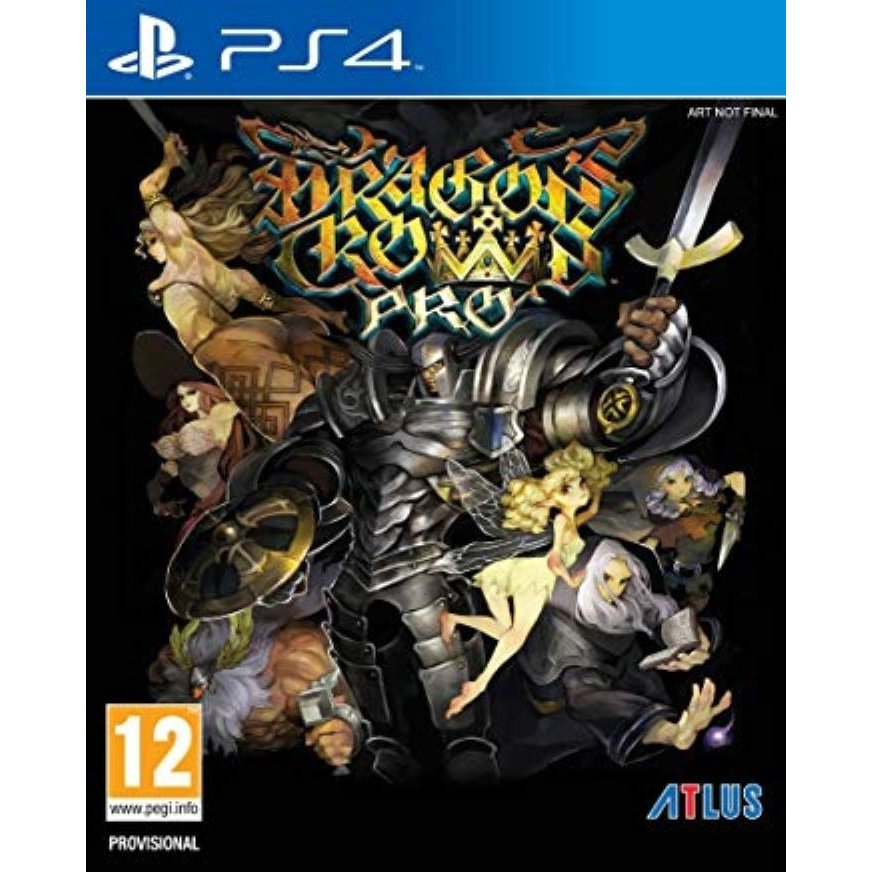 プレイステーション4, ソフト Dragons Crown Pro - Battle Hardened Edition PS4