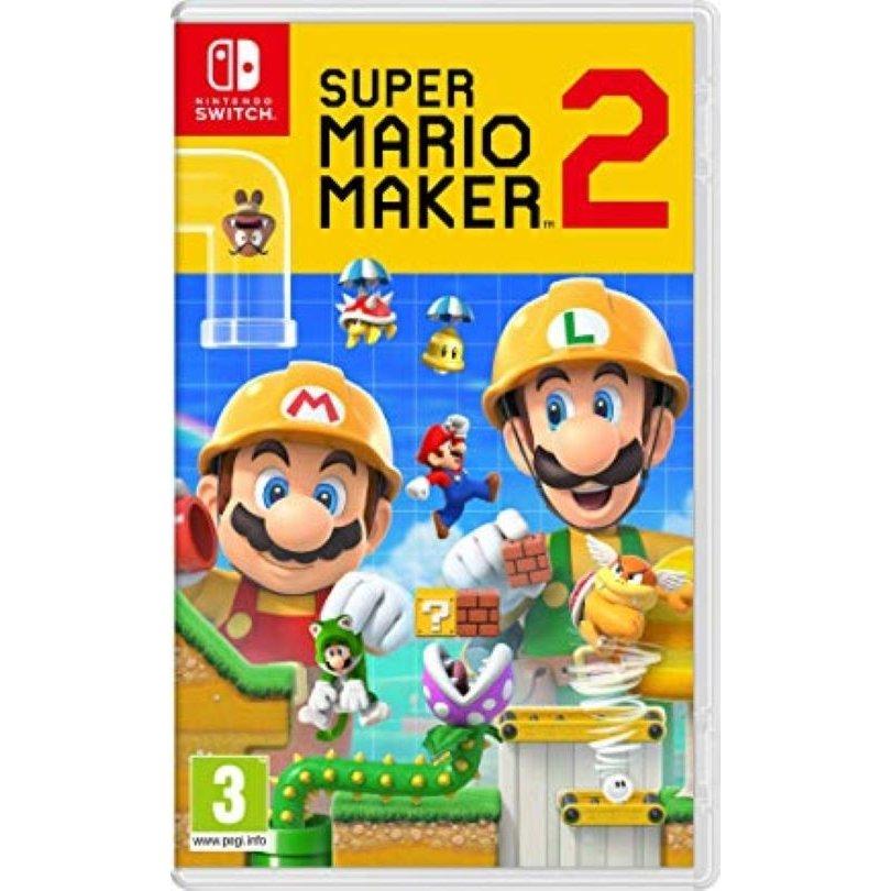 Nintendo Switch, ソフト Super Mario Maker 2 Switch