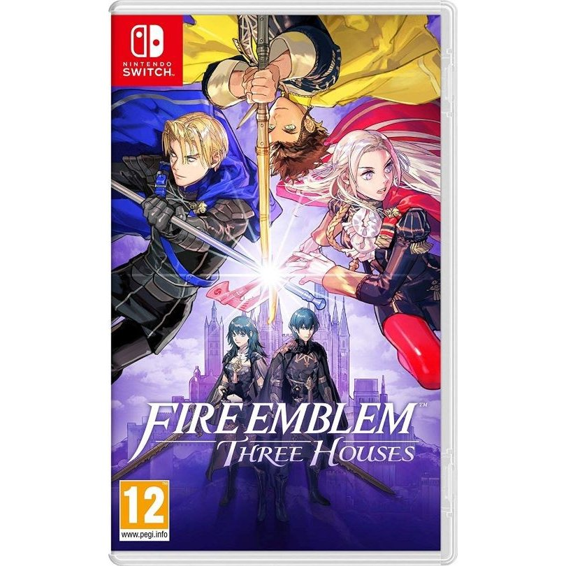Nintendo Switch, ソフト Fire Emblem: Three Houses Switch