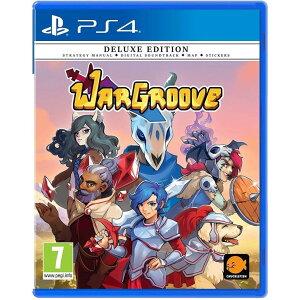 【取り寄せ】Wargroove - Deluxe Edition PS4 輸入版