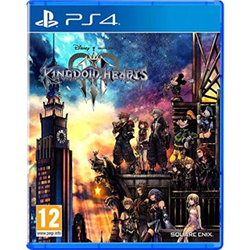 【取り寄せ】Kingdom Hearts III (3) /PS4 輸入版