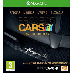 【取り寄せ】Project Cars - Game of the Year Xbox One 輸入版