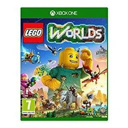 【取り寄せ】LEGO Worlds /Xbox One 輸入版