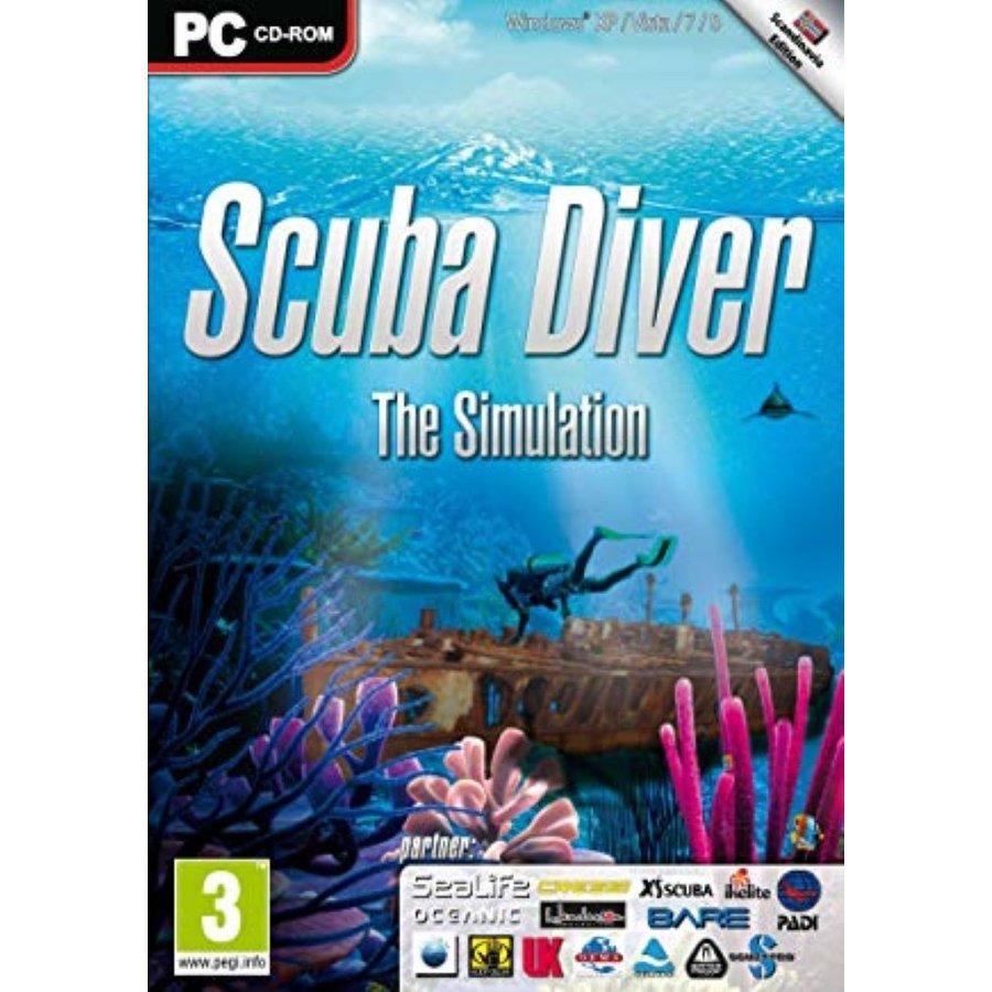 【お取り寄せ】Scuba Diver The Simulation /PC 輸入版画像