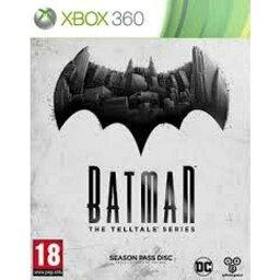 【取り寄せ】Batman: A Telltale Game Series /X360 輸入版