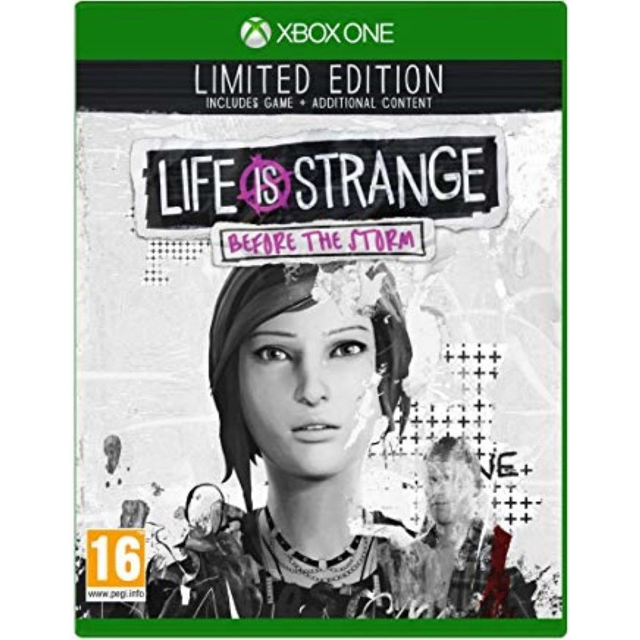 XboxOne, ソフト Life is Strange: Before The Storm - Limited Edition Xbox One