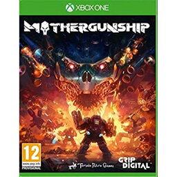 【取り寄せ】Mothergunship (GCAM Rating English/Arabic Box) /Xbox One 輸入版