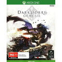 【取り寄せ】Darksiders Genesis Xbox One 輸入版