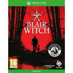 【取り寄せ】Blair Witch Xbox One 輸入版