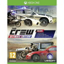 【取り寄せ】The Crew - Ultimate Edition Xbox One 輸入版