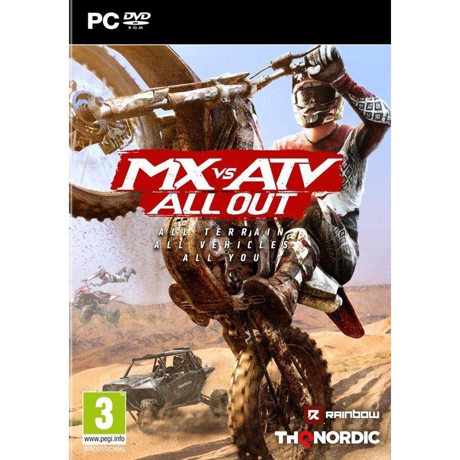 【取り寄せ】MX vs ATV All Out /PC 輸入版画像