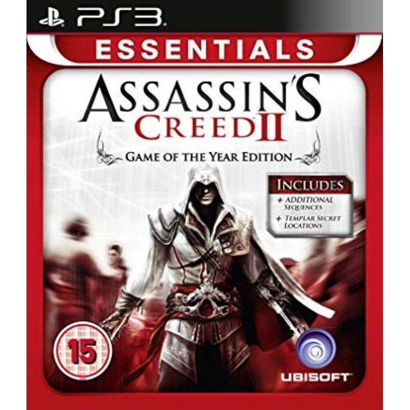 プレイステーション3, ソフト Assassins Creed 2 Game of the Year (Essentials) PS3