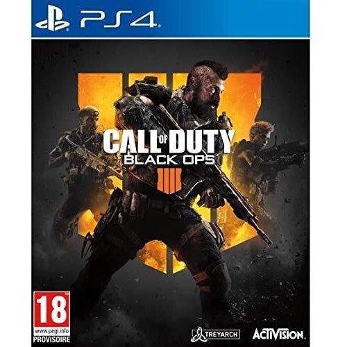 プレイステーション4, ソフト Call of Duty: Black Ops 4 (French Box) PS4