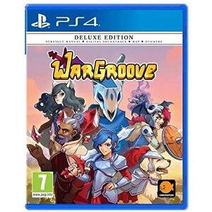 【取り寄せ】Wargroove PS4 輸入版