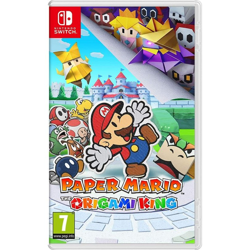 Nintendo Switch, ソフト Paper Mario: The Origami King Switch