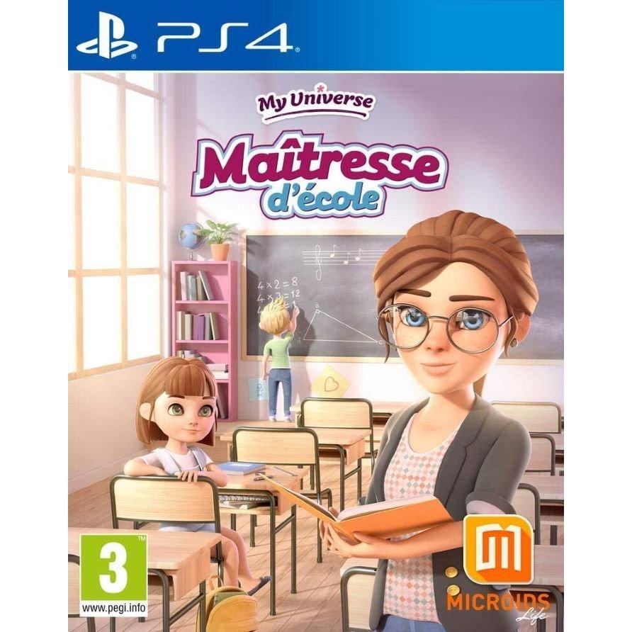 プレイステーション4, ソフト My Universe: School Teacher PS4