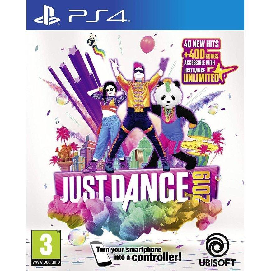 プレイステーション4, ソフト Just Dance 2019 2019 PS4