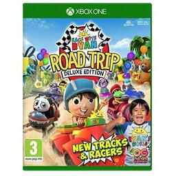 【取り寄せ】Race With Ryan: Road Trip - Deluxe Edition Xbox One 輸入版
