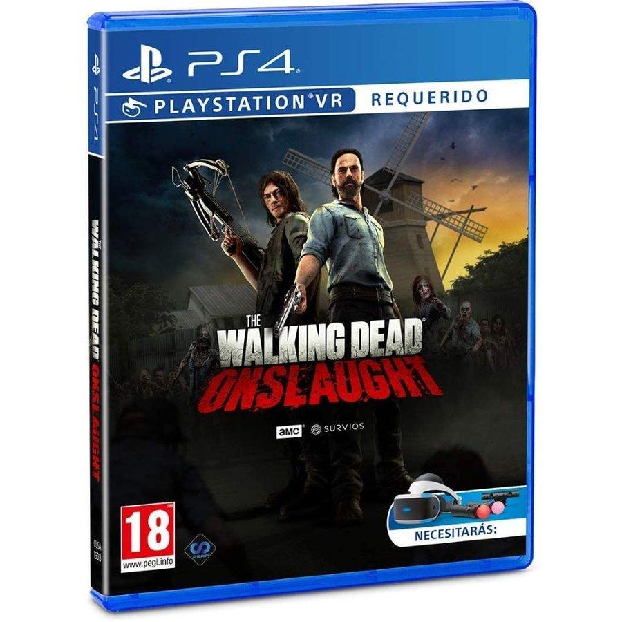 プレイステーション4, ソフト The Walking Dead: Onslaught (For Playstation VR) PS4