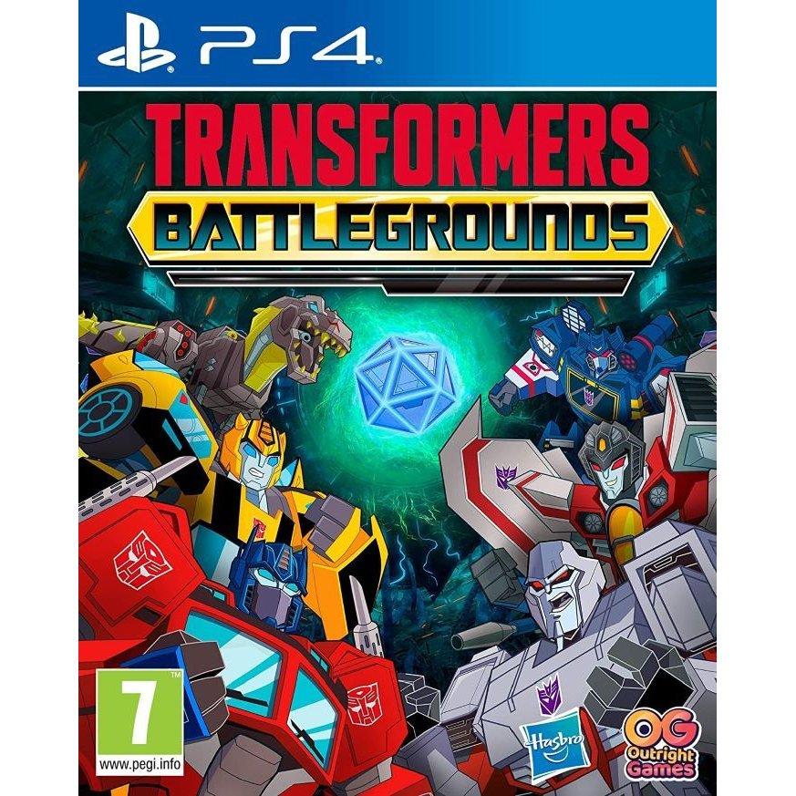 プレイステーション4, ソフト Transformers: Battlegrounds PS4