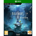【取り寄せ】Little Nightmares II (2) - Day One Edition Xbox One 輸入版