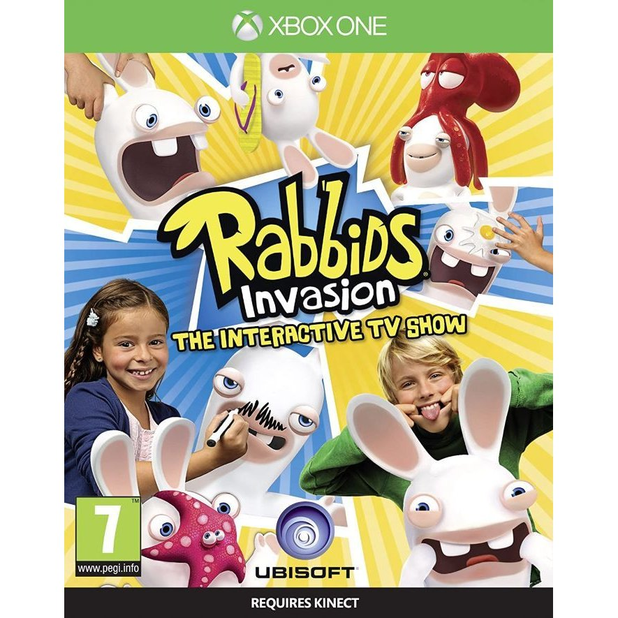 XboxOne, ソフト Rabbids Invasion Xbox One