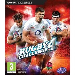 【取り寄せ】Rugby Challenge 4 Xbox One (CREATIVE EUROPEAN EXCLUSIVE) 輸入版