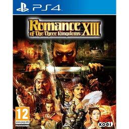 【取り寄せ】Romance of the Three Kingdoms XIII (Italian Box) PS4 輸入版
