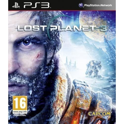 プレイステーション3, ソフト Lost Planet 3 (DELETED TITLE) PS3
