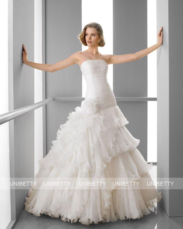 0c48aae37f4fa ... 無料 オーダードレス ウエディング Aライン WEDDING DRESS 披露宴 演奏会 結婚式 二次会 ws2428