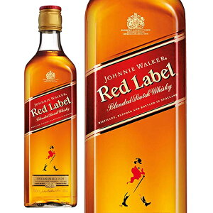 【正規品】ジョニーウォーカー レッドラベル/Johnnie Walker ビン・瓶 スコットランド 700ml 40.0% スコッチウイスキー ハイボールにおすすめ