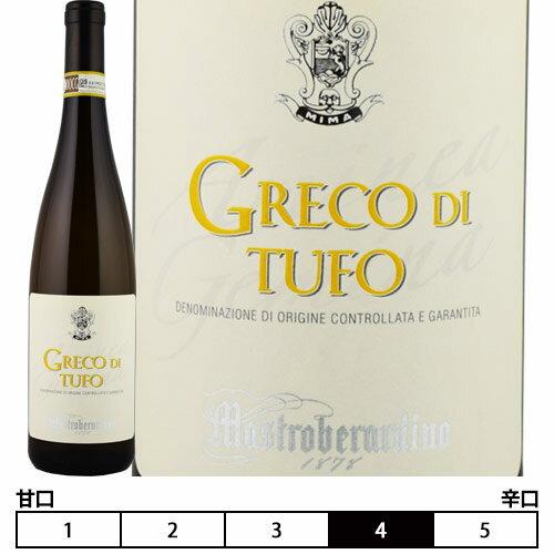 ワイン, 白ワイン 2019 750ml Mastroberardino spaGreco di Tufo