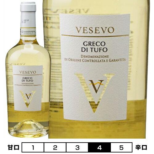 ワイン, 白ワイン  2016 750ml VesevoGreco di Tufo