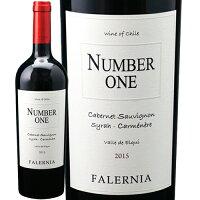 ナンバーワン[2017]ビーニャ ファレルニア 赤 750ml Vina Falernia [Number One]チリ エルキ ヴァレー 赤ワイン