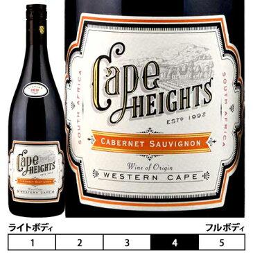ケープ・ハイツ カベルネ・ソーヴィニヨン[2018]ブティノ 赤 750ml Boutinot Ltd.[Cape Heights Cabernet Sauvignon]メダル受賞ワイン 南アフリカ共和国 赤ワイン