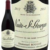 【Emmanuel Rouget】【2012年】エマニュエル・ルジェ ニュイ・サン・ジョルジュ 750ml【Nuits Saint Georges】※送料無料!※