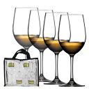 トライタン「TRITAN」ワイングラスS 4個入り