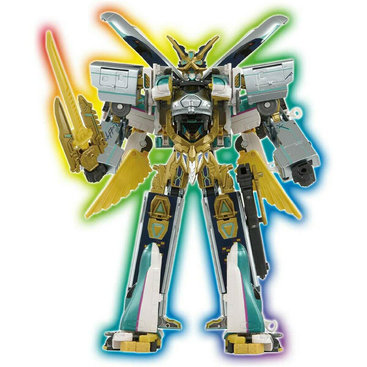 おもちゃ, ロボットのおもちゃ 13 DXS104 ALFA-X 2021