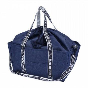 產品詳細資料,日本Yahoo代標|日本代購|日本批發-ibuy99|包包、服飾|包|女士包|手提袋|レジカゴショッピングトート ネイビー SBS-RST-NV