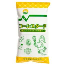 西日本食品工業 白鳥印 コーンスターチ 250g×20袋 10361