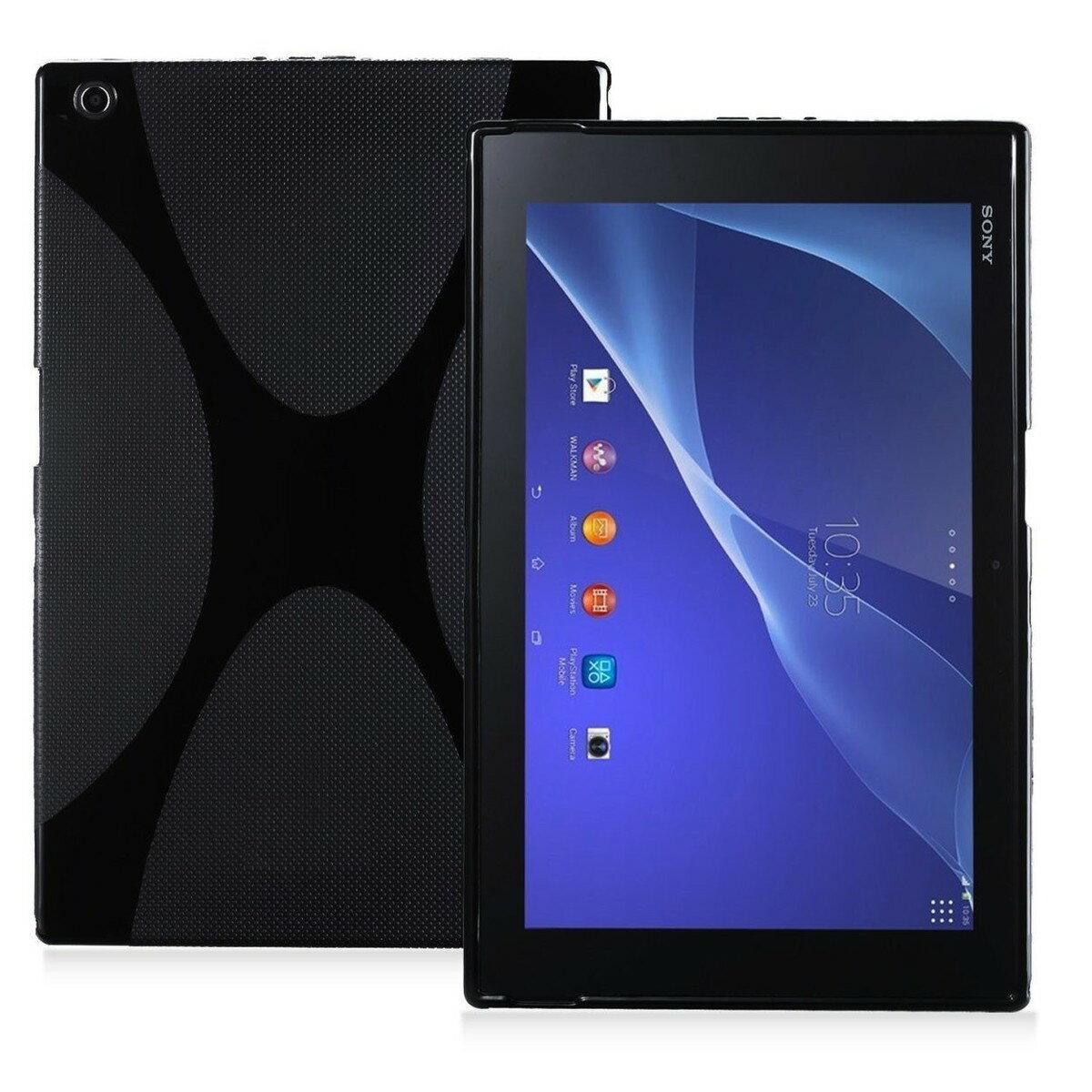 タブレットPCアクセサリー, タブレットカバー・ケース Xperia Z4 Tablet TPU docomo SO-05Gau SOT31SONY SGP712JP Wi-Fi 10.1