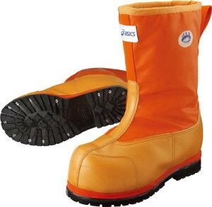 [アシックス]アシックス作業用防寒靴W−DX−IIオレンジ26.5cmFPB001.0926.5[環境安全用品保護具長靴アシックスジャパン(株)]【TC】【TN】【RCP】