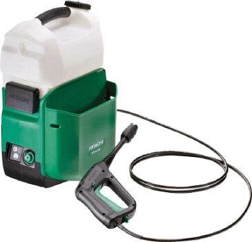 【日立】日立 18V コードレス高圧洗浄機 本体のみ AW18DBLNN[日立 電動工具オフィス住設用品清掃機器高圧洗浄機]【TN】【TC】