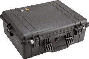 【PELICAN】PELICAN1600黒616×493×2201600BK[PELICANケース作業用品工具箱・ツールバッグプロテクターツールケース]【TN】【TC】