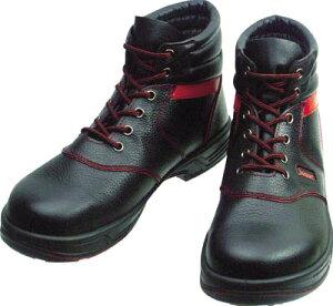 【シモン】シモン安全靴編上靴SL22−R黒/赤24.0cmSL22R24.0[シモン靴環境安全用品安全靴・作業靴安全靴]【TN】【TC】