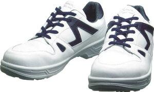 【シモン】シモン安全靴短靴8611白/ブルー25.5cm8611WB25.5[シモン靴環境安全用品安全靴・作業靴安全靴]【TN】【TC】