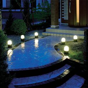ガーデンセンサーライト ブラック アイリスオーヤマ ソーラー ガーデン ガーデンソーラーライト